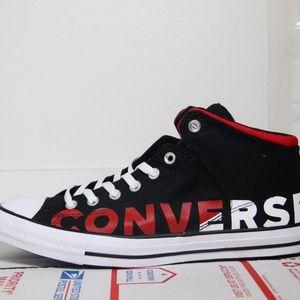 Converse Chuck Taylor All Star Black High Street